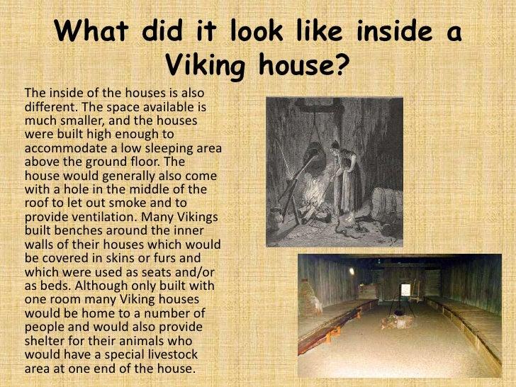 Viking Houses Jayden Luca Tahnee Jelena