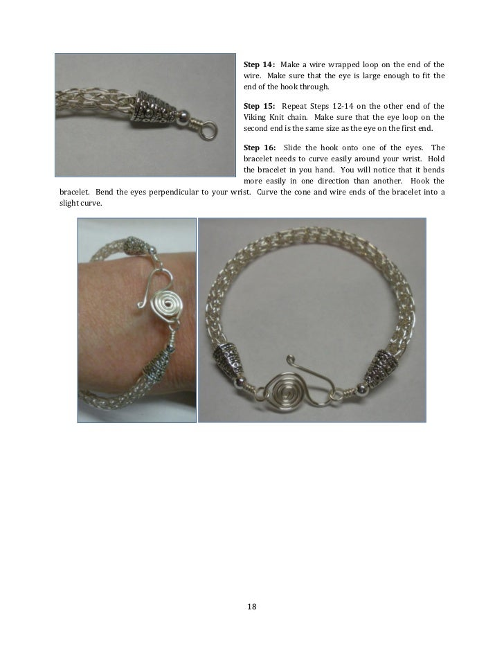 Viking Knit Tutorial