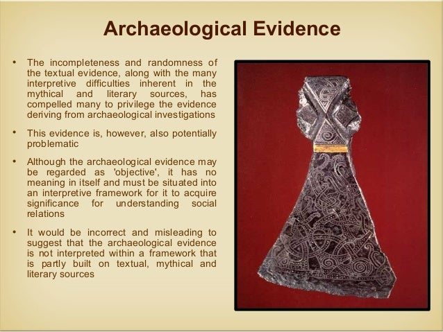 archaeological and literary sources pdf