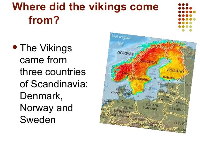 Vikings by Victoria, Carolina and Luc{ia