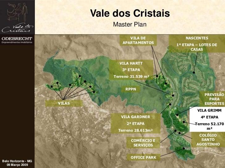 Vale dos Cristais                                  Master Plan                                          VILA DE           ...