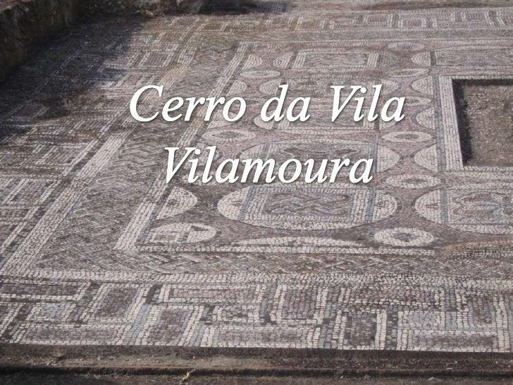 Cerro da Vila<br />Vilamoura<br />