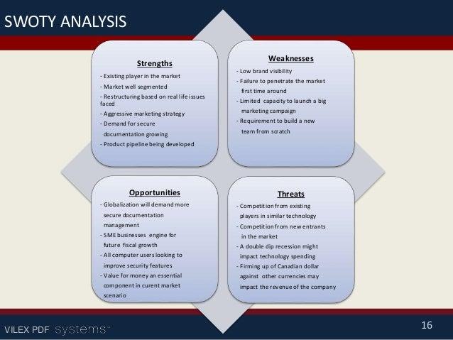 software company summary