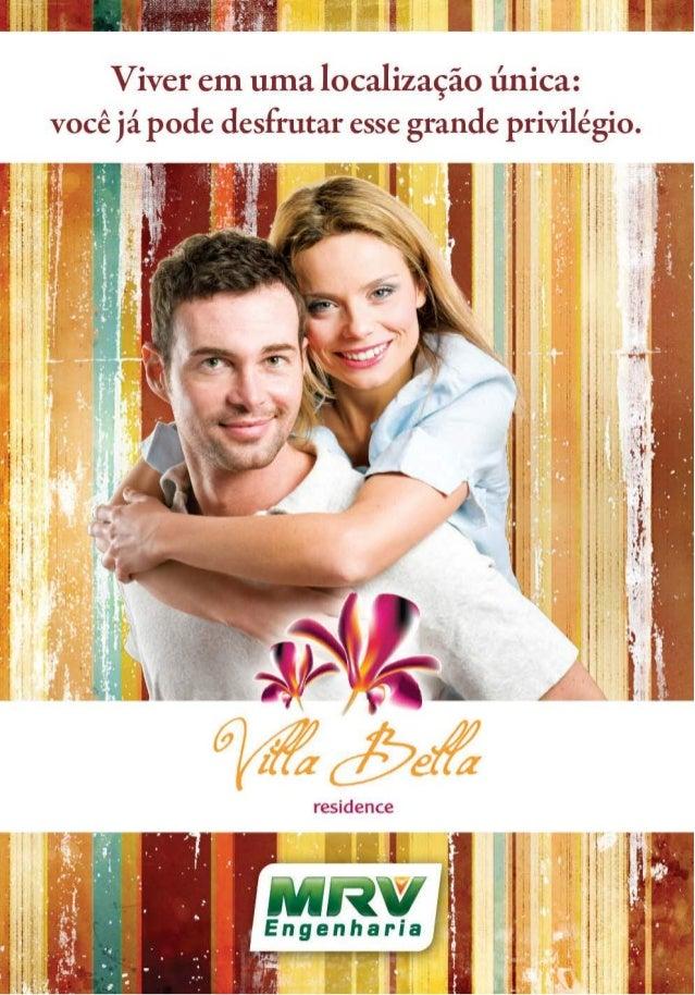 MRV Folder Villa Bella | Londrinha - PR