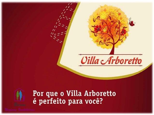 Residencial Villa Arboretto - Cabula