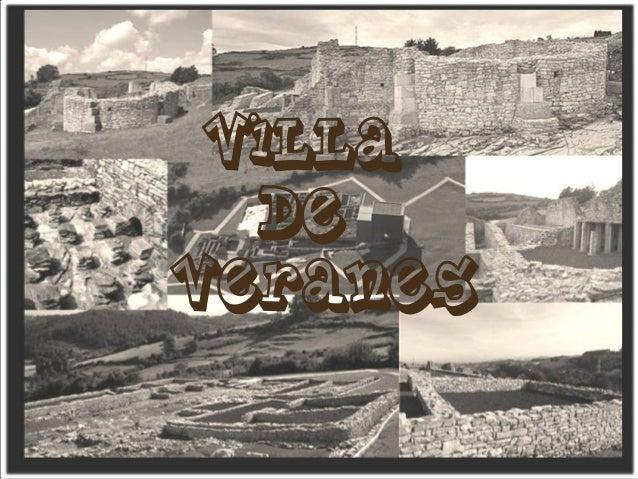 Villa de Veranes
