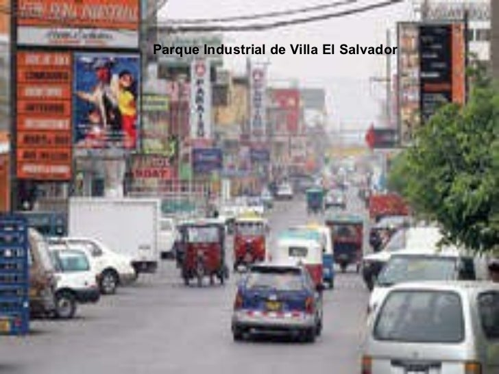 Historia De Villa El Salvador