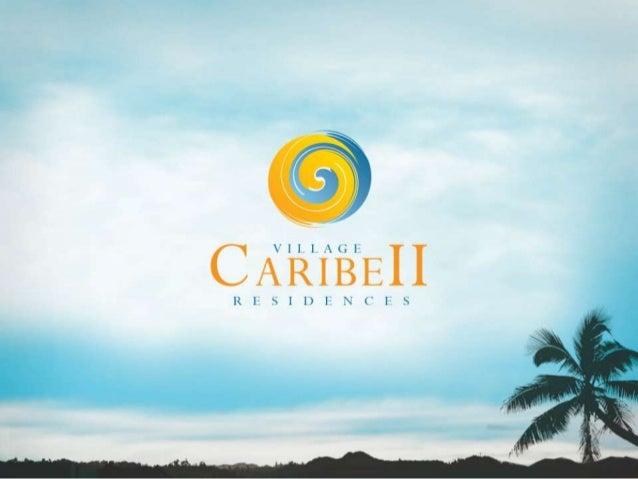 Depois do sucesso absoluto de vendas do Village Caribe, a FMAC lança o VILLAGE CARIBE II