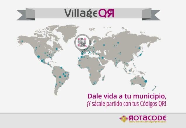 VillageQR de rotacode