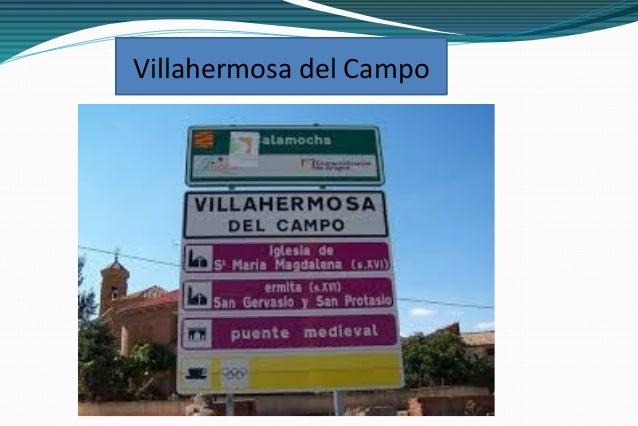 Villahermosa del Campo