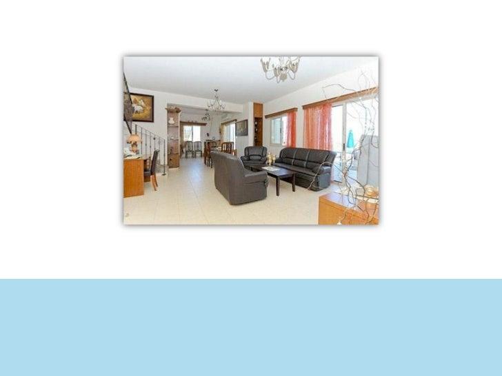Villa in paphos