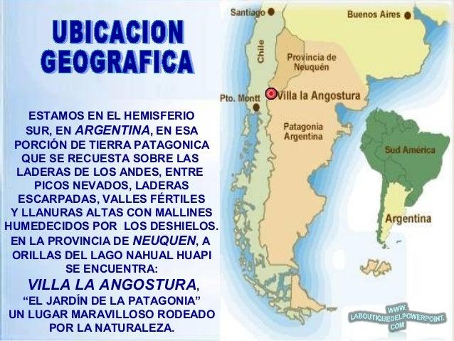 Villa la angostura neuqu n argentina for Villas en argentina