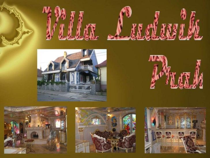 Villa Ludwik Praha
