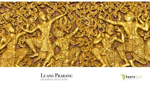 Luang Prabang Delightful Little Town