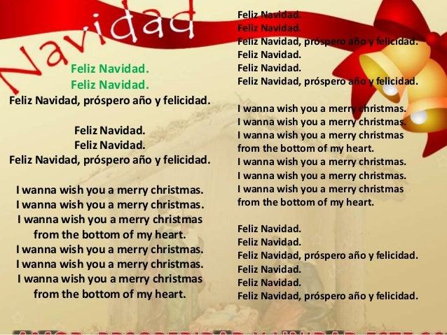 Villancico Feliz Navidad A Todos.Villancicos De Mca 2016