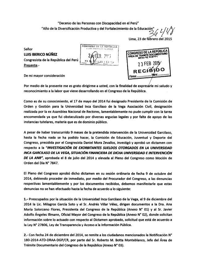 """""""Decenio de las Personas con Discapacidad en el Perú"""" """"Año de la Diversificación Productiva y del Fortalecimiento de la Edu..."""