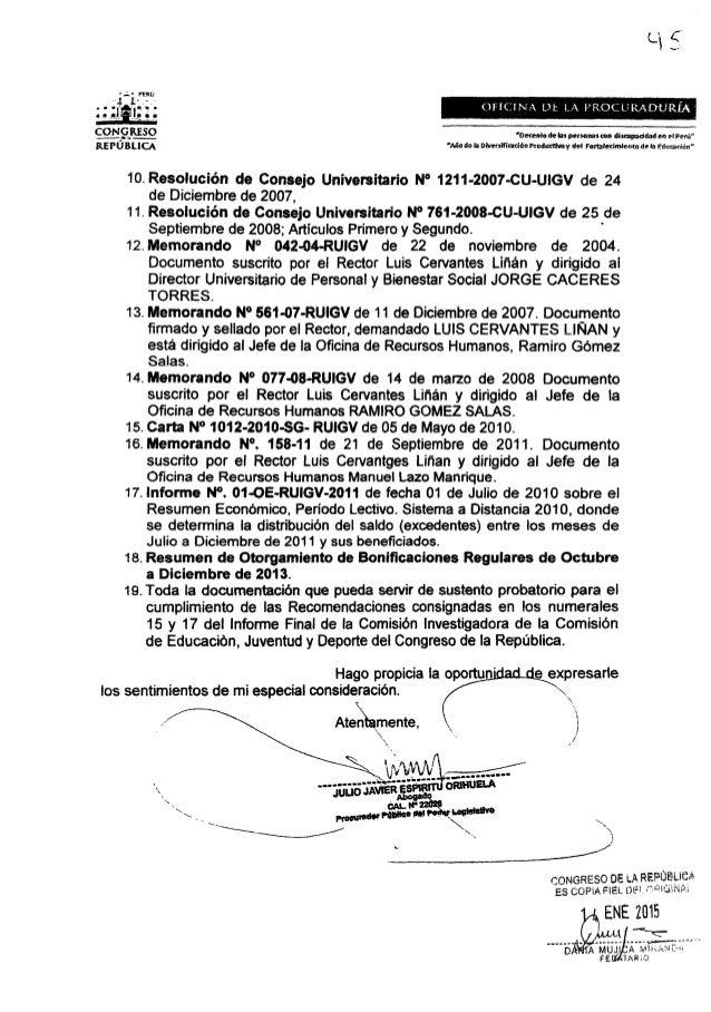 """HL' PERÚ       CONSÜRESO 'acento de h;  persones mn discapacidad en el Perú"""" RE PUB [JCA 'Me 6o h Dbnuifladón Produnhey del..."""