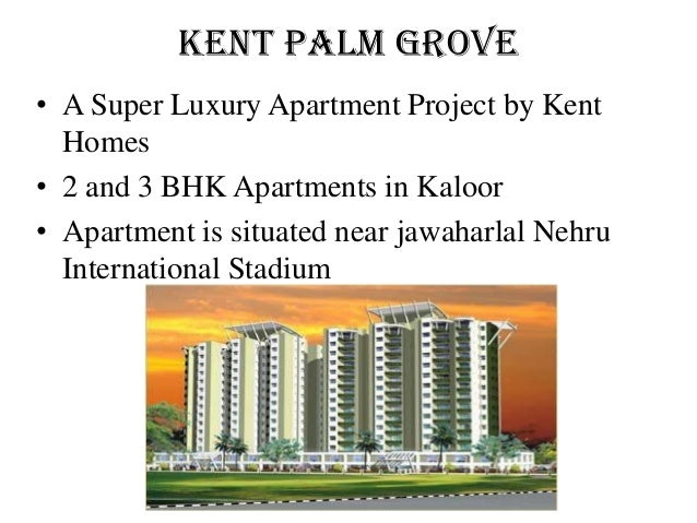 Kent Homes Villas and apartments in cochin
