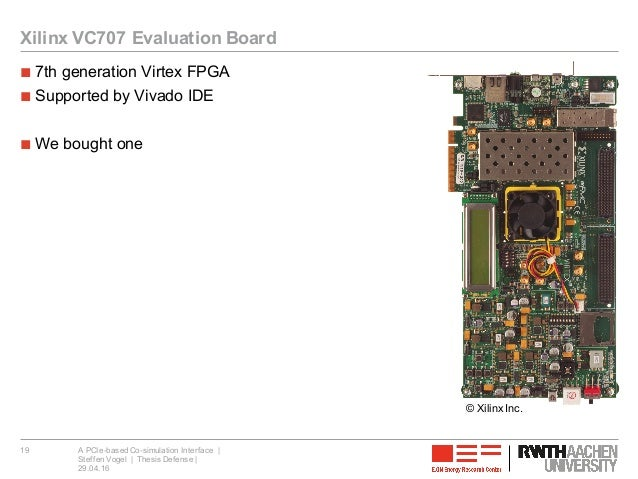 Development of a modular and fully-digital PCIe-based