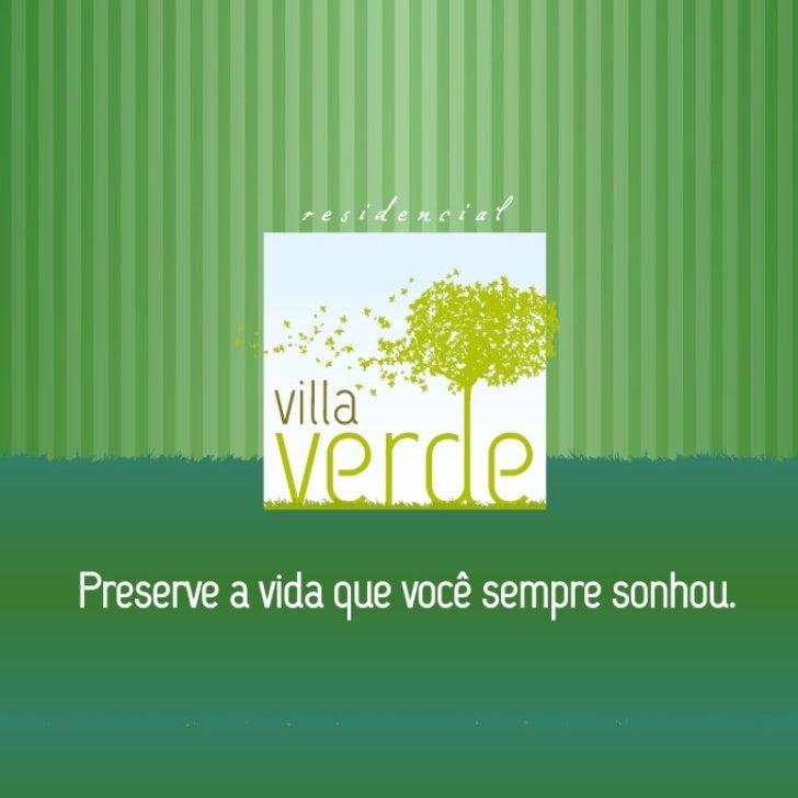 Villa Verde - Penha - SP