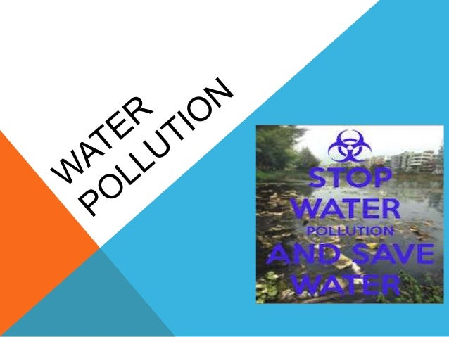 Ville and George Water Pollution Project