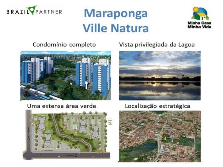 Ville Natura - apartamento decorado -  Maraponga - Fortaleza