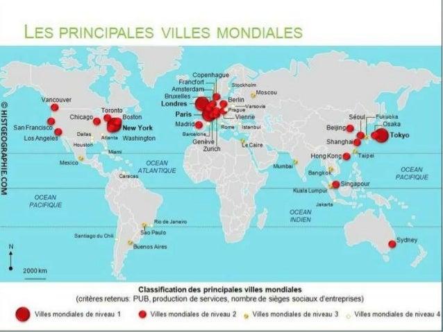 La Plus Grande Ville Du Monde En Population