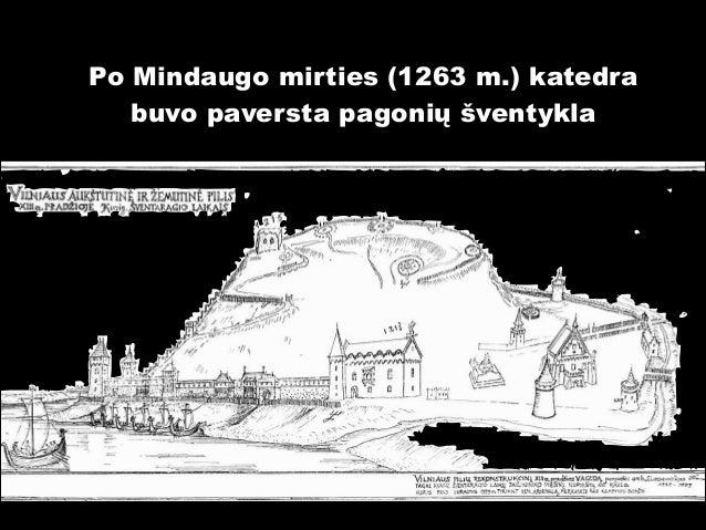 Kaip atrode Perkuno katedra Vilniuje? Slide 3