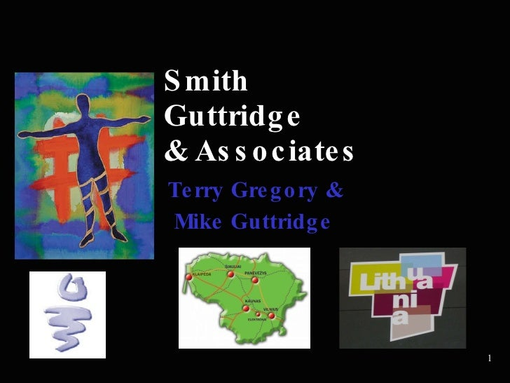 Smith Guttridge  & Associates Terry Gregory & Mike Guttridge