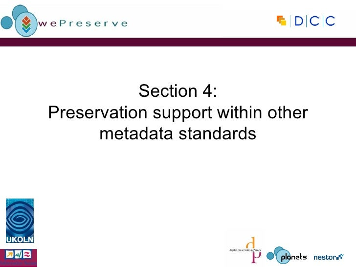recordkeeping metadata initiatives E-government initiative: key functions of electronic records  the need for  research on record keeping metadata standardization of electronic health.