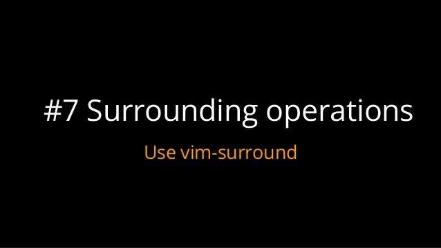 Introduction To Vim The Text Editor