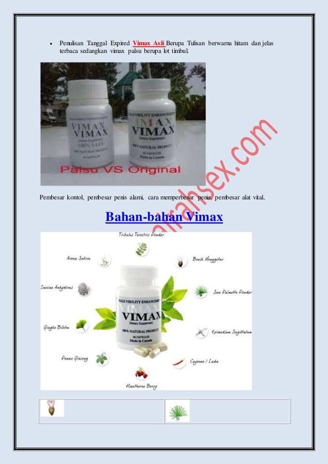 obat pembesar alat vital pria vimax asli canada