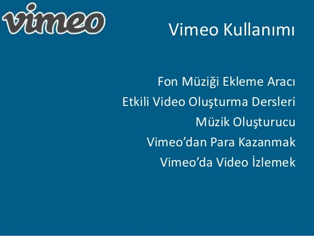 how to delete a video on vimeo