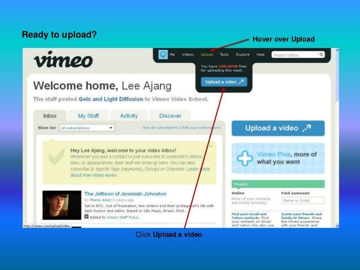 Vimeo powerpoint