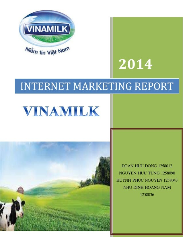 vinamilk marketing plan Vinamilk marketing plan  topics: milk,  the 6 steps of a marketing plan a strategic marketing plan is an integral part of an overall business plan and is crucial for a firms competetive position and success.