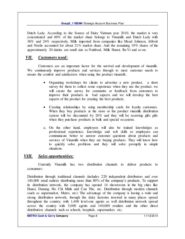 Recommendations Dutch Lady Essay Sample