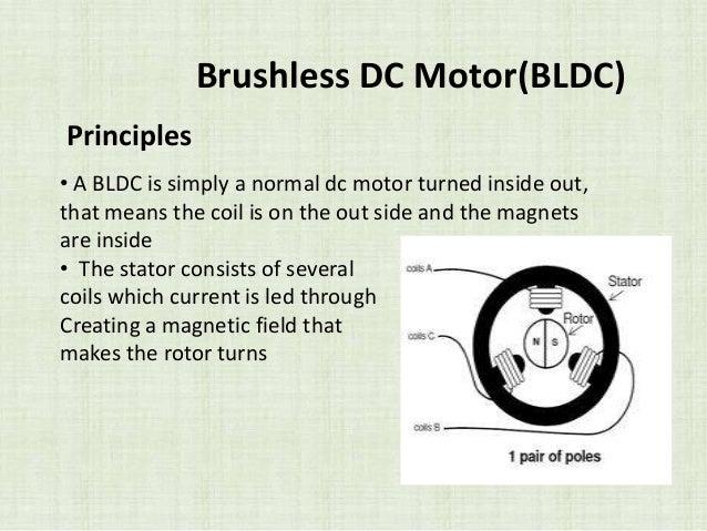 Seminar On Brush Less Dc Motors