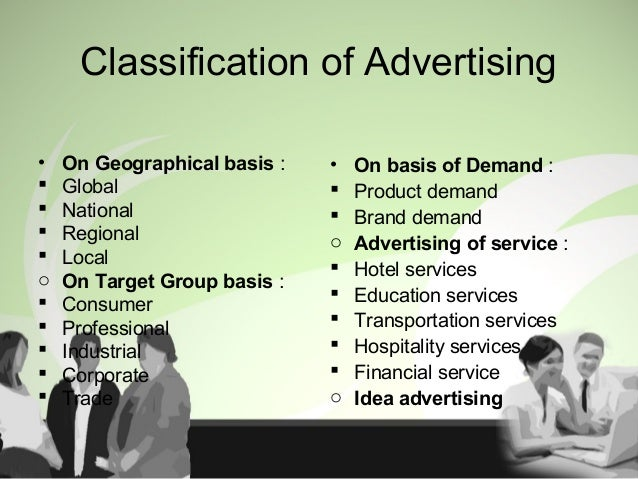 ADVERTISING Print Advertising Outdoor Advertising Broadcast Advertising Covert Advertising Public-service Advertising Surr...