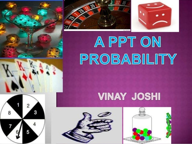 introduction to probability how likely something 62 introduction to probability  personal probability (subjective)  each of these 4 outcomes is equally likely   something has to happen rule.
