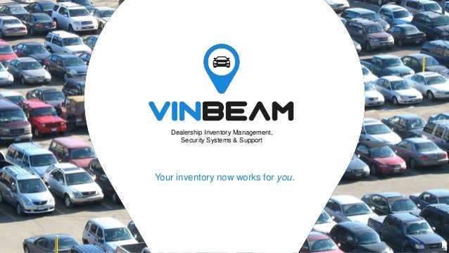 Vinbeam Automotive Inventory Management And Security