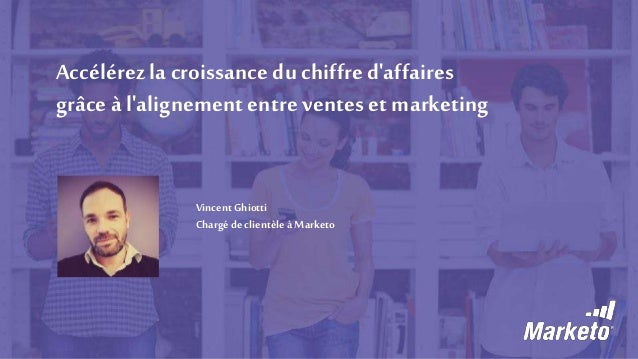 l'alignement entre ventes et marketing