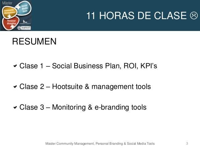 social media plan indicadores y kpi s rentabilidad y