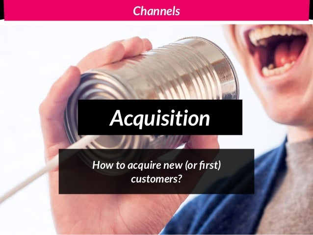 """Acquisition = traction """"Many entrepreneurs who build great products simply don't have a good distribution strategy"""" - Marc..."""