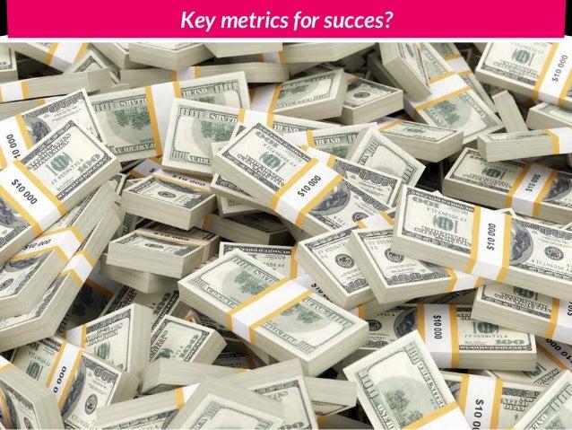 Key metrics for START-UP succes? - Lean Analytics