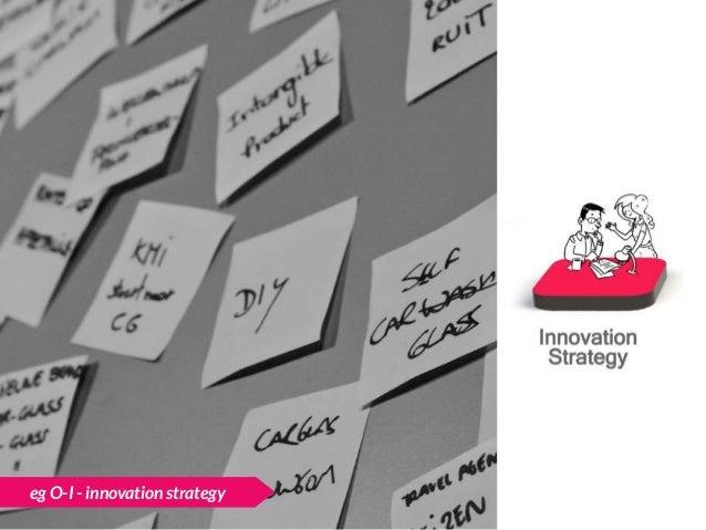 eg O-I - innovation strategy