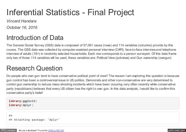 statistics data analysis project Stats is our collaborative project with the american statistical  make sense of statistics and  discuss better study design and statistical analysis.