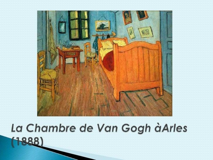 Vincent van gogh - Tableau de van gogh la chambre ...