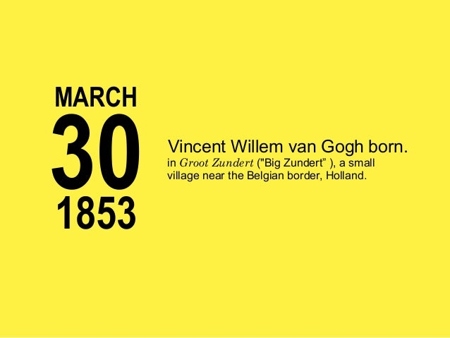 a look at the misunderstood life of vincent willem van gogh To be looked at: painting and sculpture from the collection july 3, 2002– september 6, 2004 the museum of modern art vincent van gogh has.