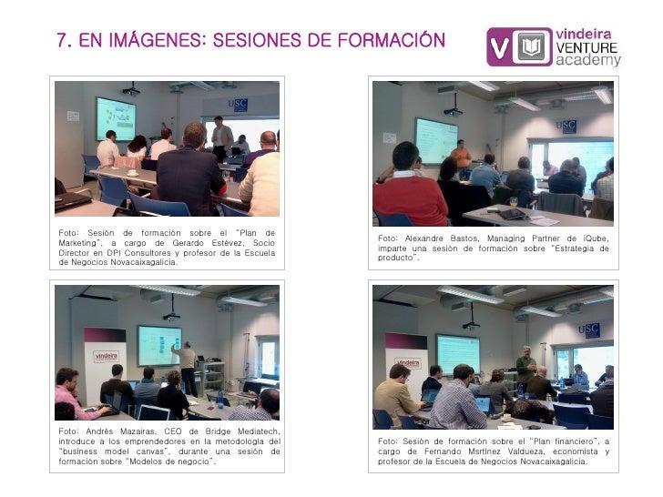"""7. EN IMÁGENES: SESIONES DE FORMACIÓNFoto: Sesión de formación sobre el """"Plan de                                          ..."""