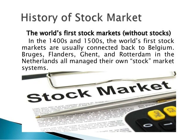 Vindication Recovery Services | Stock Market Overview Slide 3